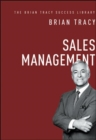 Image for Sales Management: The Brian Tracy Success Library