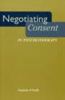 Image for Negotiating Consent in Psychotherapy