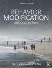 Image for Behavior modification  : what it is and how to do it
