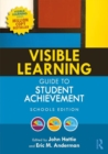 Image for Visible Learning Guide to Student Achievement : Schools Edition