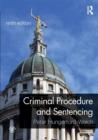 Image for Criminal procedure and sentencing
