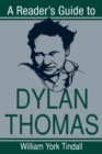 Image for A Reader's Guide to Dylan Thomas