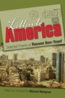 Image for Letters to America: Selected Poems of Reuven Ben-Yosef