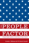 Image for The people factor: strengthening America by investing in public service