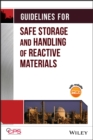 Image for Guidelines for Safe Storage and Handling of Reactive Materials