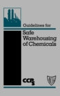 Image for Guidelines for Safe Warehousing of Chemicals