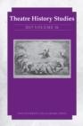Image for Theatre History Studies 2017, Volume 36