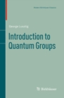 Image for Introduction to quantum groups