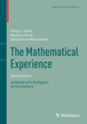 Image for The mathematical experience