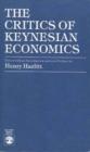 Image for Critics of Keynesian Economics