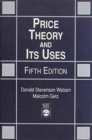 Image for Price Theory and Its Uses
