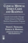 Image for Clinical Medical Ethics : Cases and Readings