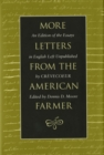 Image for More Letters from the American Farmer : An Edition of the Essays in English Left Unpublished by Crevecoeur