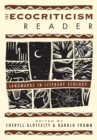 Image for The Ecocriticism Reader : Landmarks in Literary Ecology