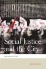 Image for Social justice and the city