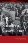 Image for Subaltern geographies