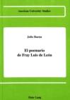 Image for El Poemario de Fray Luis de Leon