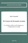 Image for El Cosmos de Fernando Arrabal : Lo Cosmico-Ciclico en el Arquitecto y el Emperador de Asiria