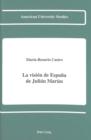 Image for La Vision de Espana de Julian Marias