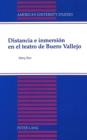 Image for Distancia e Inmersion En El Teatro De Buero Vallejo