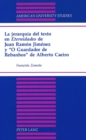 Image for La Jerarquia Del Texto En Eternidades de Juan Ramon Jimenez y O Guardador de Rebanhos de Alberto Caeiro