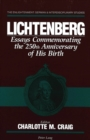 Image for Lichtenberg : Essays Commemorating the 250th Anniversary of His Birth