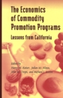 Image for The Economics of Commodity Promotion Programs : Lessons from California