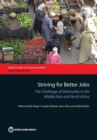 Image for Striving for better jobs  : the challenge of informality in the Middle East and North Africa