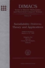Image for Satisfiability problem  : theory and application