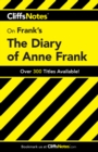 Image for CliffsNotes on Frank's The Diary of Anne Frank
