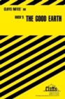 Image for CliffsNotes on Buck's The Good Earth
