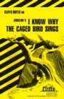 """Image for Angelou's """"I Know Why the Caged Bird Sings"""""""