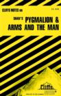 Image for CliffsNotesTM on Shaw's Pygmalion and Arms and The Man