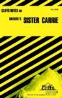 """Image for Notes on Dreiser's """"Sister Carrie"""""""
