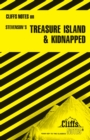 Image for CliffsNotes on Stevenson's Treasure Island and Kidnapped