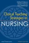 Image for Clinical teaching strategies in nursing