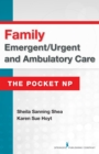Image for Family emergent/urgent and ambulatory care: the pocket np