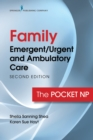 Image for Family Emergent/Urgent and Ambulatory Care : The Pocket NP