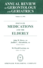 Image for Annual Review of Gerontology and Geriatrics, Volume 12, 1992: Focus on Medications and the Elderly.