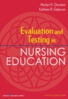 Image for Evaluation and testing in nursing education