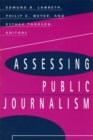 Image for Assessing Public Journalism