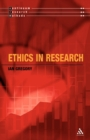 Image for Ethics in research