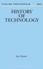 Image for History of technologyVol. 24 : v. 24
