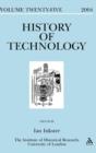 Image for History of Technology : v. 25