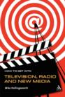 Image for How to get into television, radio and new media