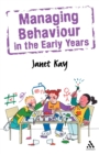 Image for Managing behaviour in the early years