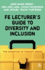 Image for FE lecturer's guide to diversity and inclusion