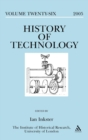 Image for History of technologyVol. 26 : v. 26 : Engineering Disasters