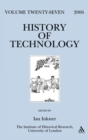 Image for History of Technology : v. 27 : Includes Special Issue on the Professional Identity of Engineers