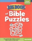 Image for Big Book of Bible Puzzles for Early Childhood
